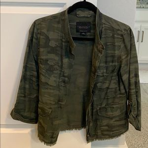 Sanctuary Camo Jacket